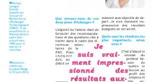 thumbnail of Consultation régionale sur les directives volontaires, le point de vue de Philippe Lavigne-Delville