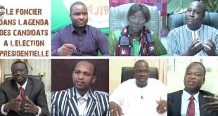 Foncier et élection présidentielle