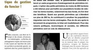 thumbnail of Bulletin numero 28 Septembre 2007 __ Aménagements _ repenser la politique de gestion du foncier